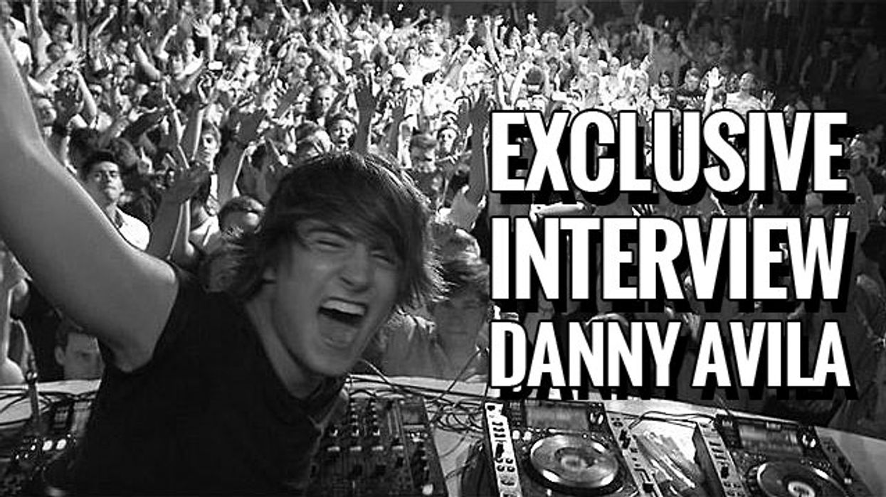 Exclusive Interview with Danny Avila