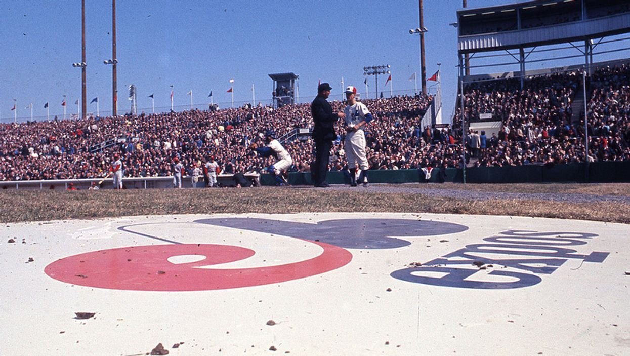 25 Pictures From The Montreal Expos 1969 Inaugural Game At Jarry Park