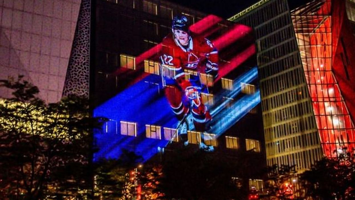 Here's How You Can Watch The Stanley Cup Final In The Quartier Des Spectacles For Free