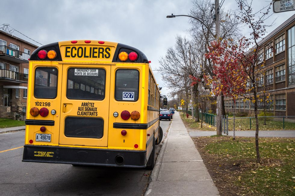 A New Report Found Racism & Sexist Policies At English Schools In Montreal