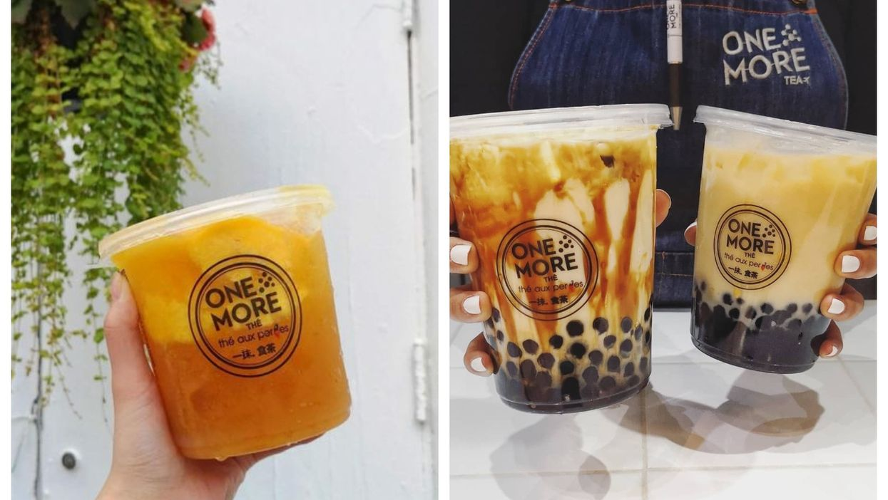 This Montreal Spot Serves Bubble Tea In 'Fat Cups' & You Can Try It For $2 This Weekend