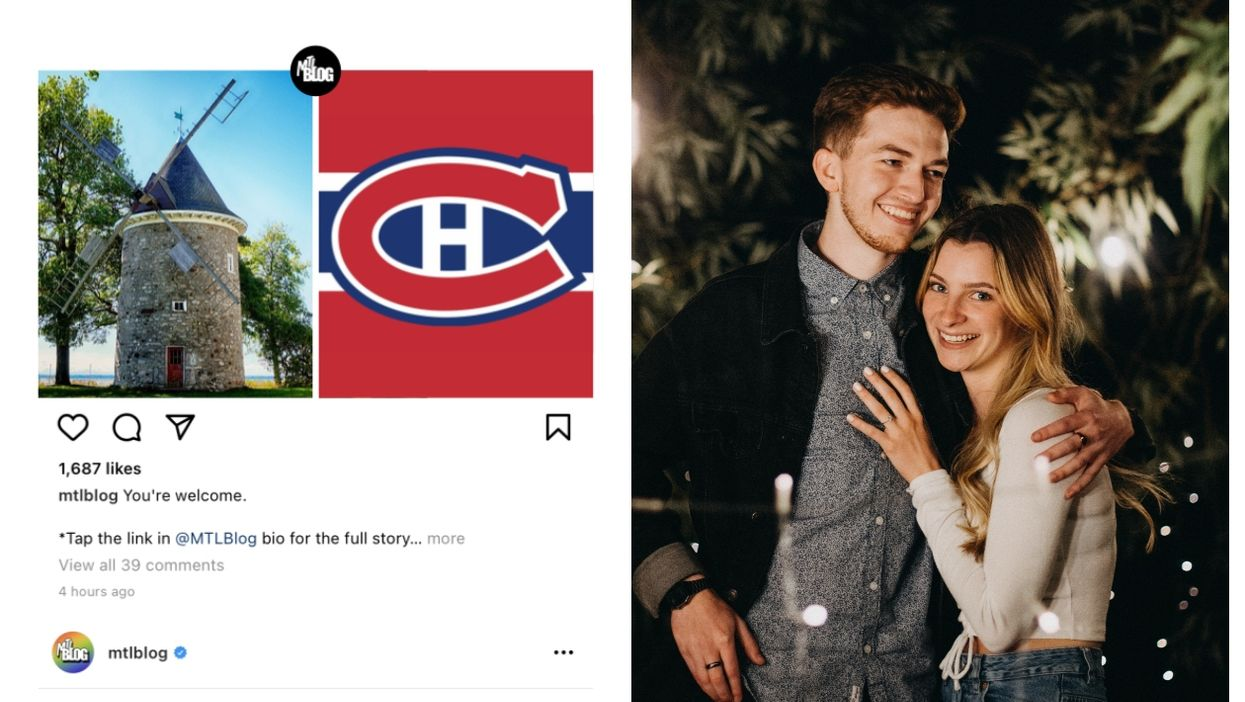 This Montrealer Created A Fake MTL Blog Post To Surprise His Girlfriend With A Proposal