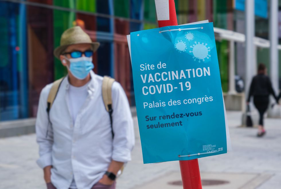 Quebec Announced When 'Vaccination Passports' Could Come Into Effect & What It Would Mean