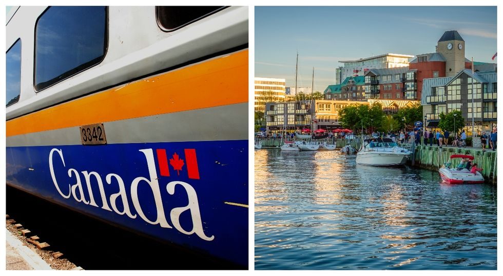 You Can Finally Take The Train From Montreal To Halifax This Summer