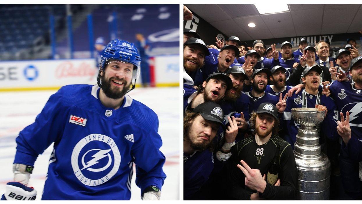 Lightning Player Nikita Kucherov Bashed Montreal Canadiens Fans