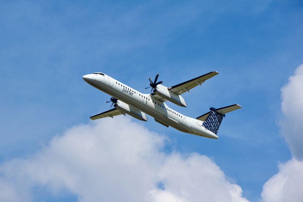 Porter Airlines Announced When It's 'Returning To The Skies' With 7 Daily Montreal Flights