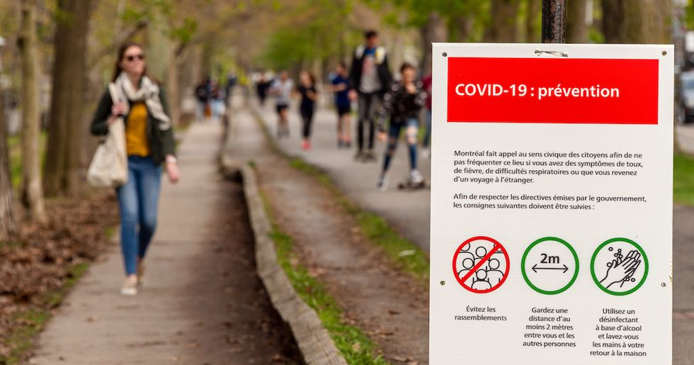 Here Are All The COVID-19 Rules Changing In Quebec Today