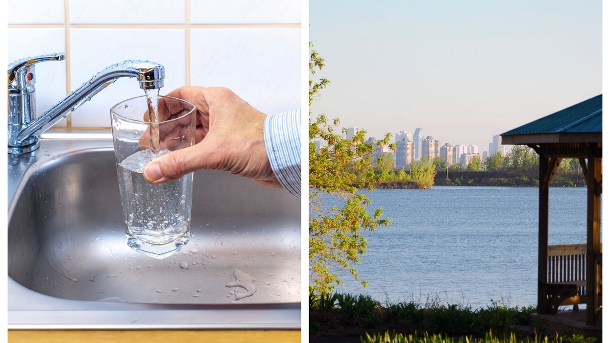 A City On Montreal's South Shore Can't Drink Its Tap Water Right Now For A Gross Reason