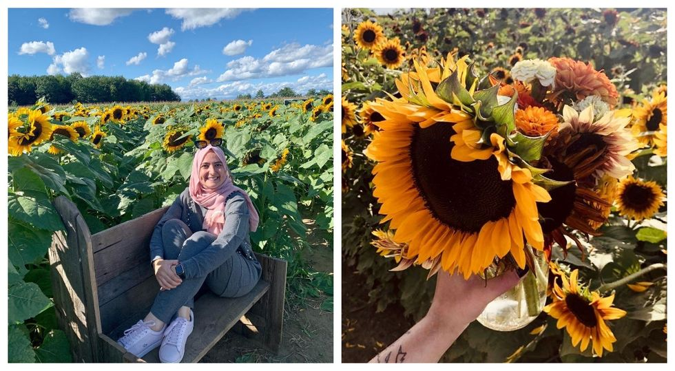 You Can Pick Your Own Flowers & Get Lost In The Blossoms At This Quebec Farm This Summer