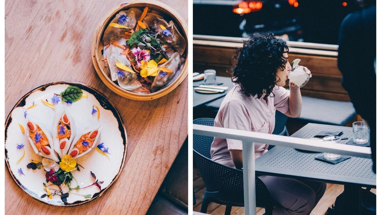 One Of Montreal's Favourite Dim Sum Spots Just Reopened & It Has A Brand New Terrasse
