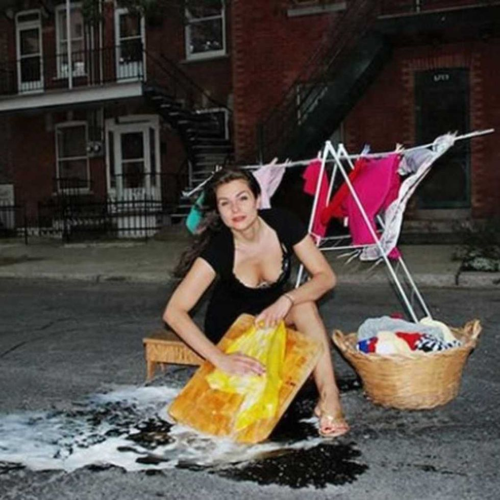 This Is The Solution To Montreal's Pothole Problem