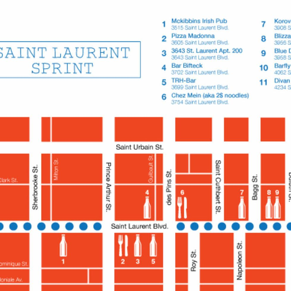 5 Montreal Pub Crawl Maps You Need To Try With Friends