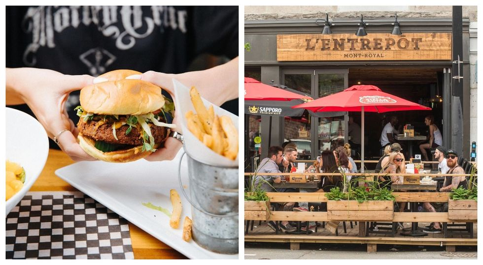 These 3 Montreal Restaurants Decided To Offer Free Burgers To Health Care Workers For Life