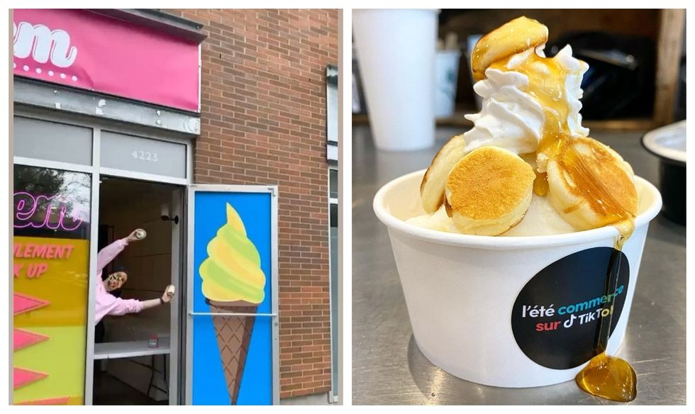 Here's How You Can Get FREE Pancake Cereal Ice Cream Sundaes In Montreal This Weekend