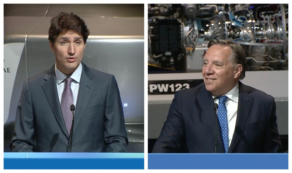 The Government Announced New Aerospace Jobs In Quebec That Will Pay Over $80,000/Year