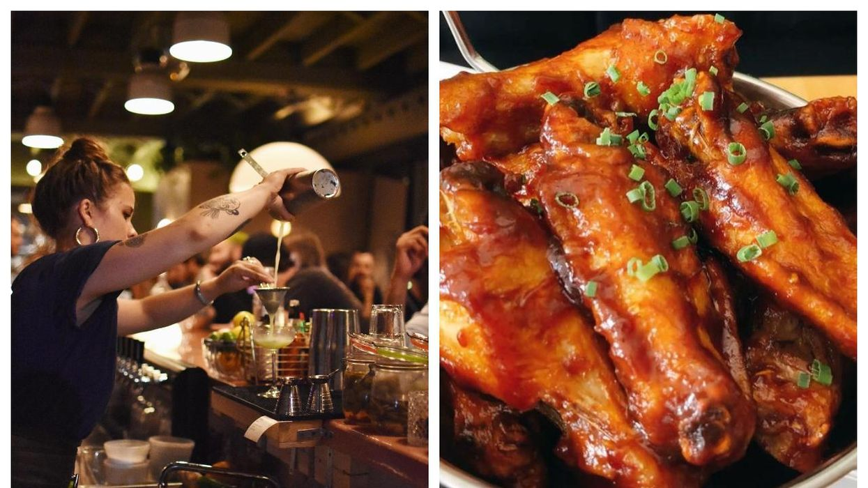 Get Free Food & Drinks In Montreal July 22-25
