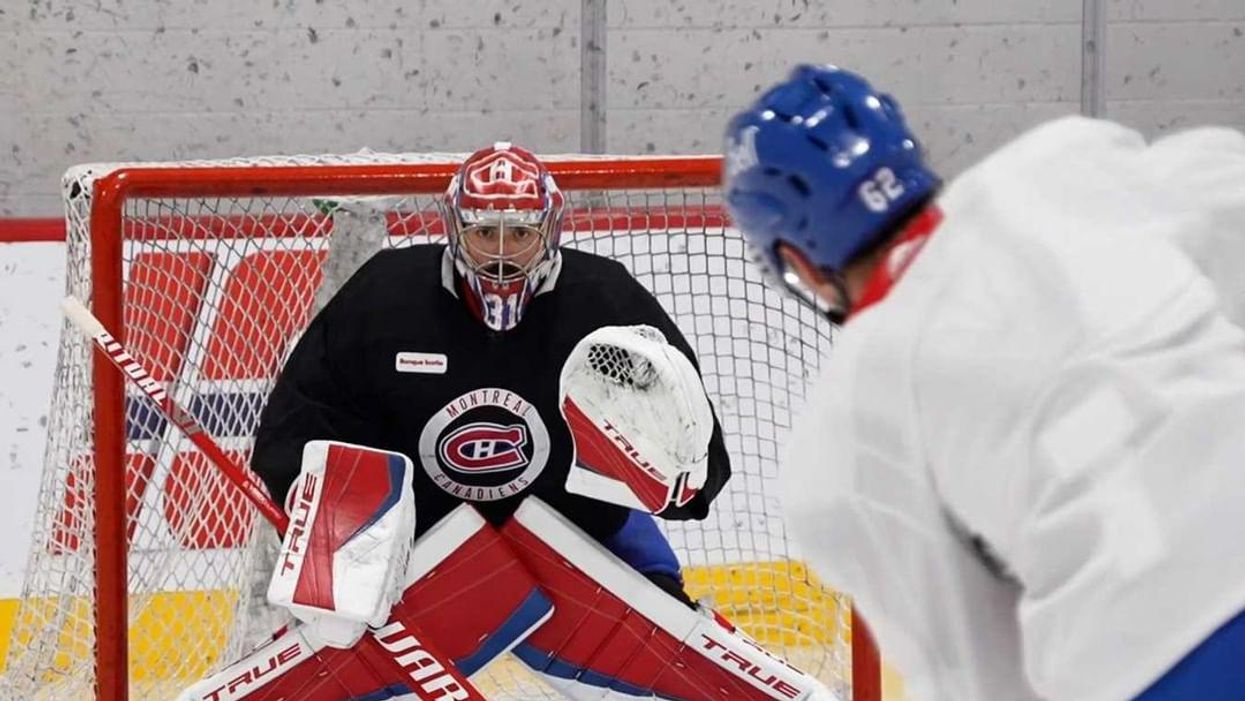 Carey Price Is Officially Staying On The Montreal Canadiens