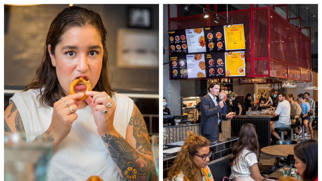 Benny&Co. Has A New Restaurant In Old Montreal