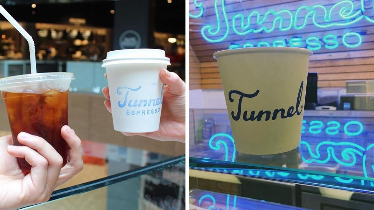 Tunnel Espresso Is Opening At Time Out Market Montreal In August