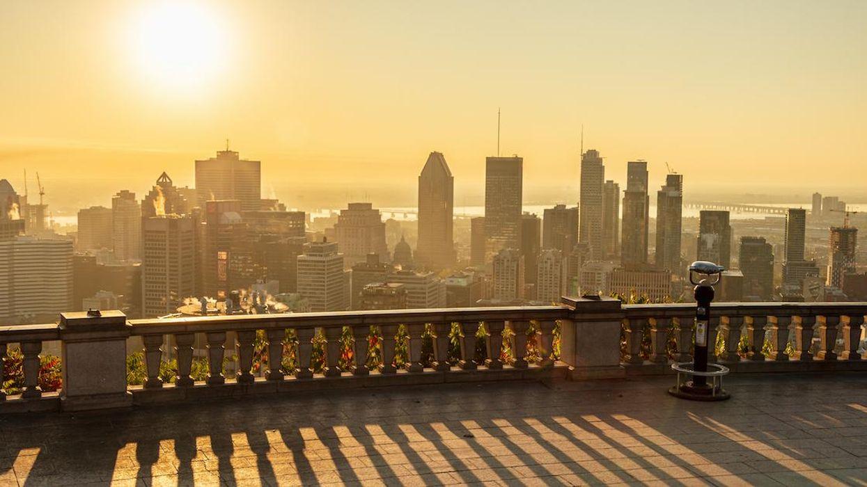 Quebec's Intense Heatwave Broke Records This Weekend