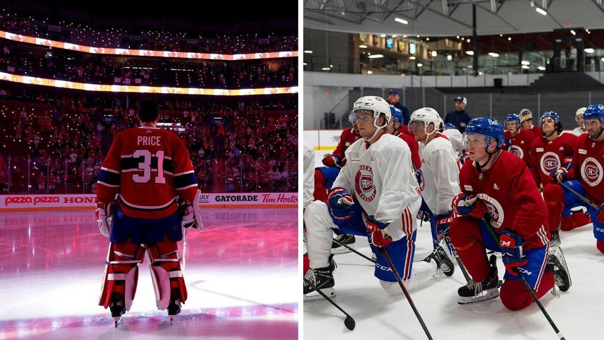 The Montreal Canadiens Have Just Started Training Camp & Already Have A Bunch Of Injuries