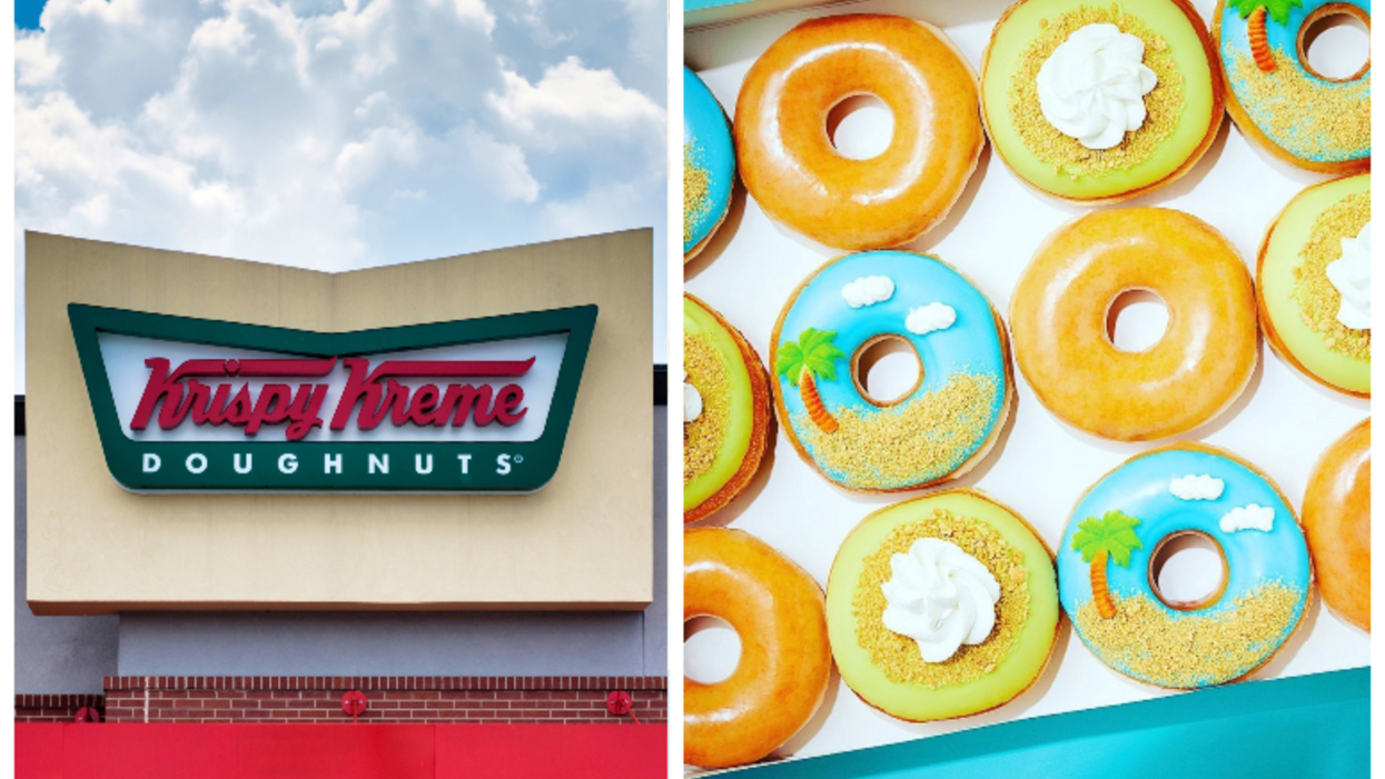 Krispy Kreme Will Give You Any Of Their Donuts For FREE On 1 Day Only