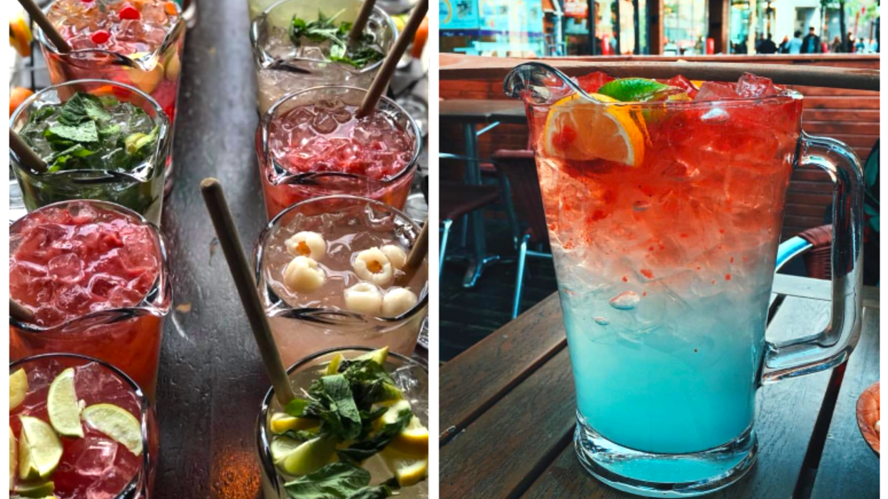 This Montreal Bar Has 13 Sangria Flavours So You Can Try A New One Every Week This Summer