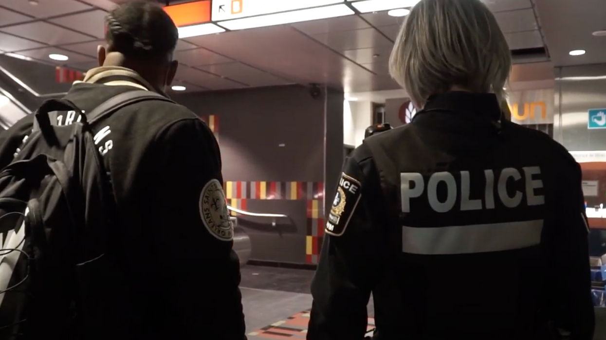 The SPVM Dropped A Promo Vid For A New Squad Just For Homeless Intervention In The Metro