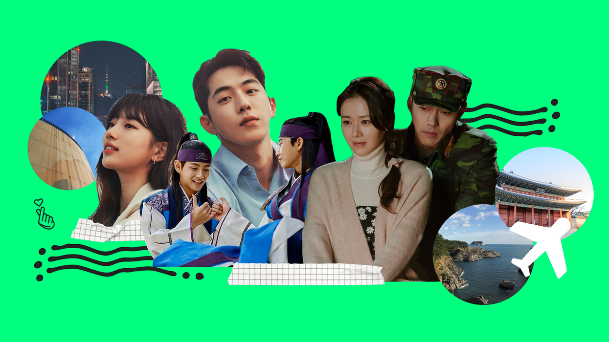8 Spots In South Korea You Need To Visit If You Want To Recreate Your Favourite Netflix K-Drama