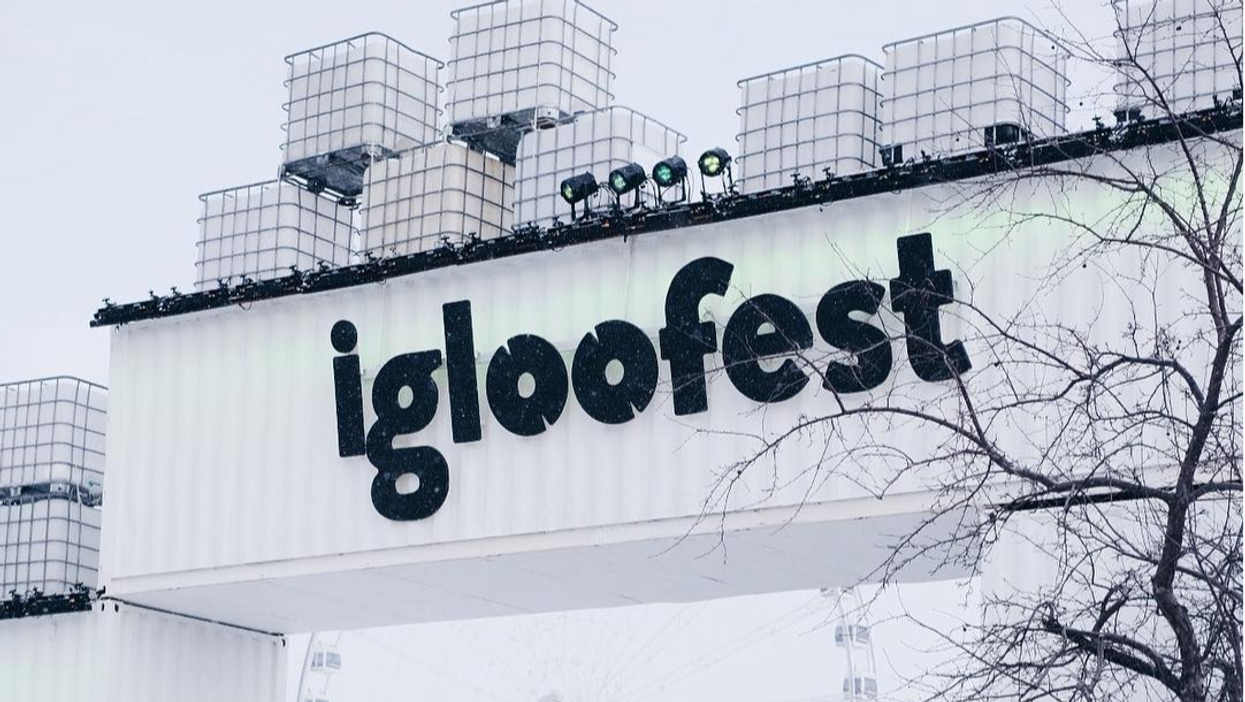 Igloofest Will Be Virtual & FREE This Winter... At Least We Won't Freeze Our Butts Off