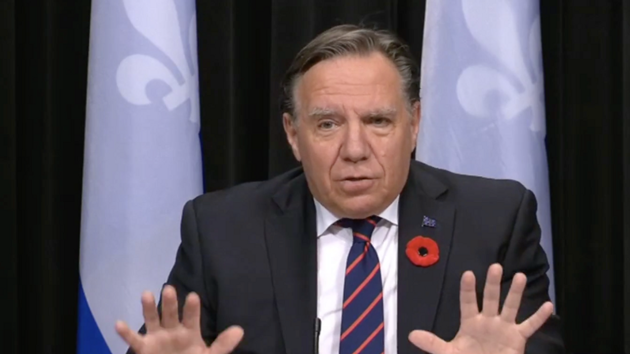 Legault Rated Quebec Regions From Good To Stable To Bad Based On Current COVID-19 Cases