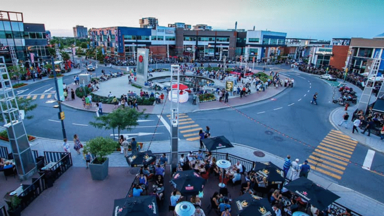Laval's Centropolis Is Closing Streets To Create One Giant Terrasse