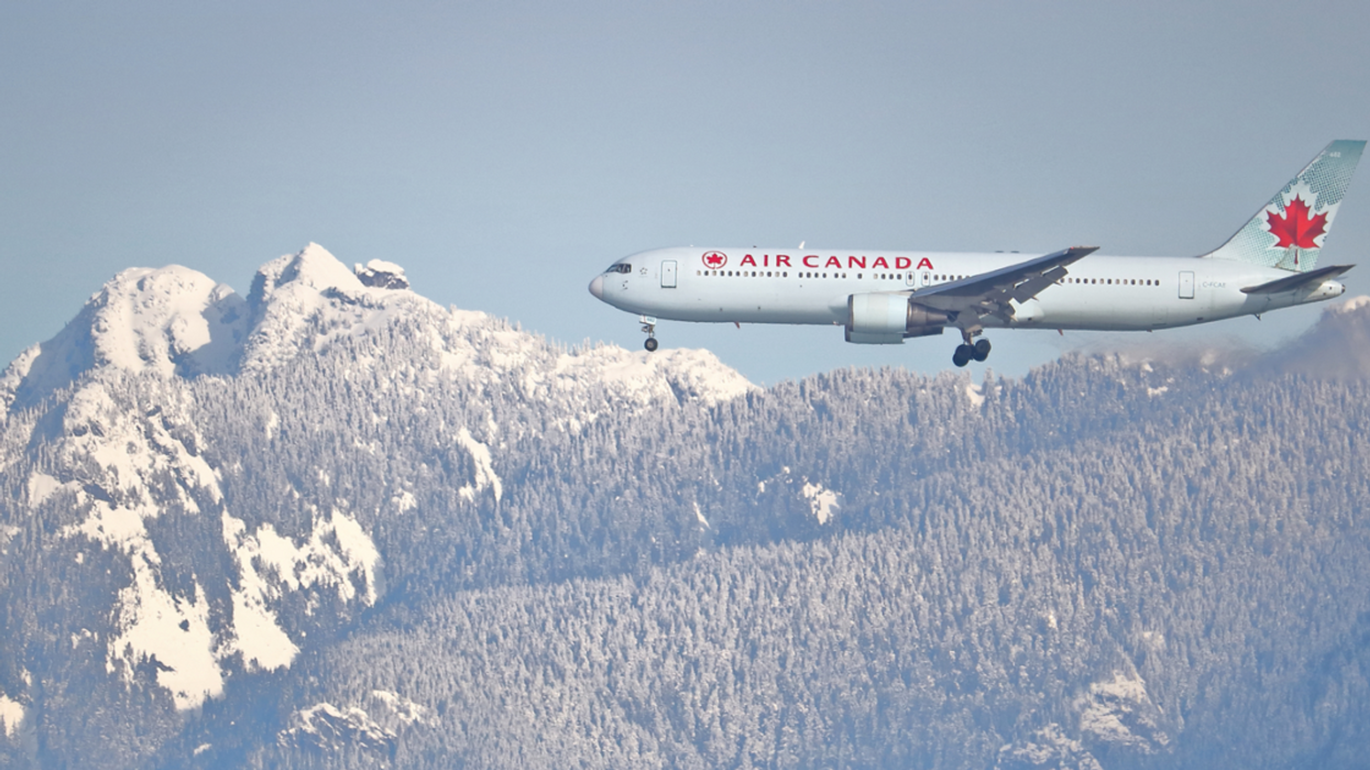 Air Canada Was Just Ranked #1 Best Airline In North America