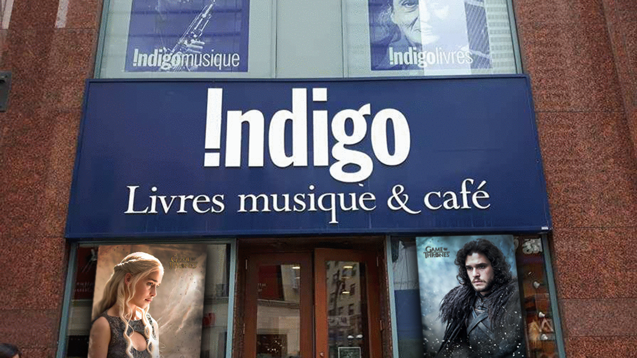 Chapters Indigo Is Having A Huge Sale With Up To 40% Off Everything Game Of Thrones
