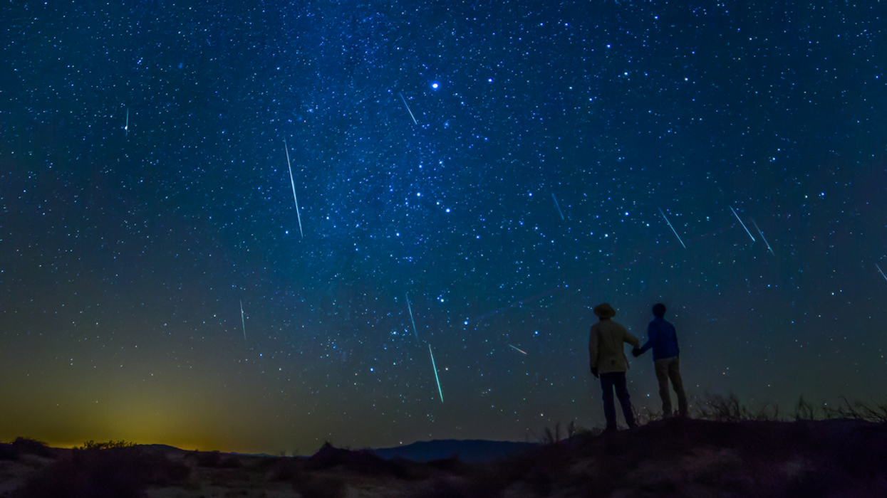 Giant Meteor Shower Will Be Visible For Almost A Week Across Canada This Month