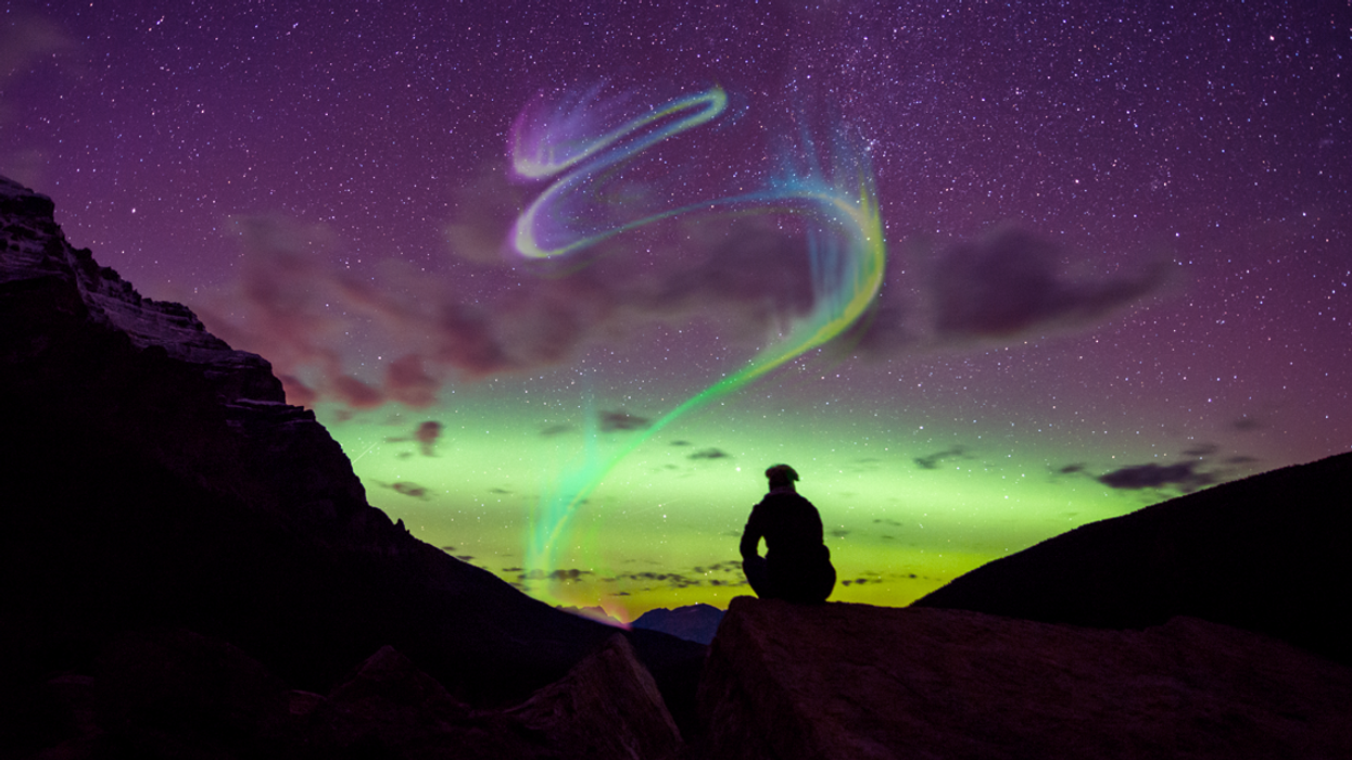 The Northern Lights Will Be Visible Over Parts Of Canada This Weekend