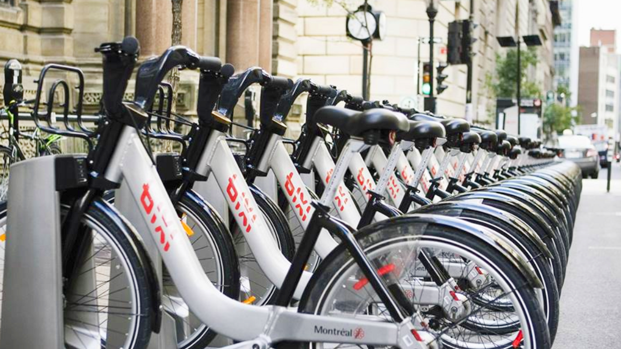 BIXI Is Officially Expanding To Five New Neighbourhoods In Montreal This Summer