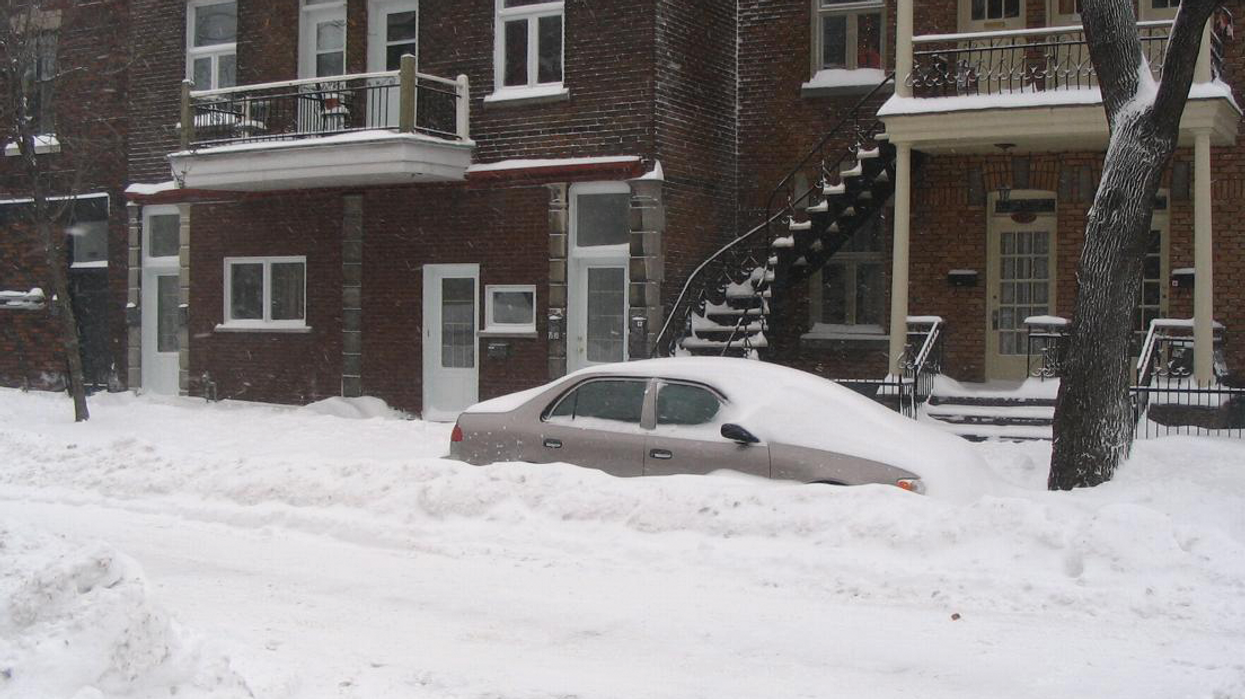 It's Official, Unpredictable Winter Weather Is Coming To Quebec Next Month