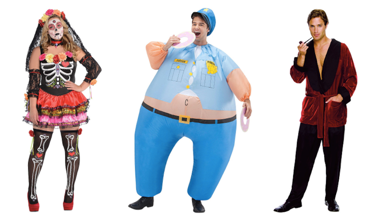 Offensive Halloween Costumes You Shouldn't Wear In 2018