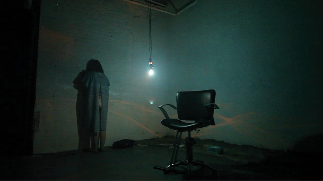 This Blood-Chilling Haunted House Near Montreal Makes You Sign A Waiver Before Going In