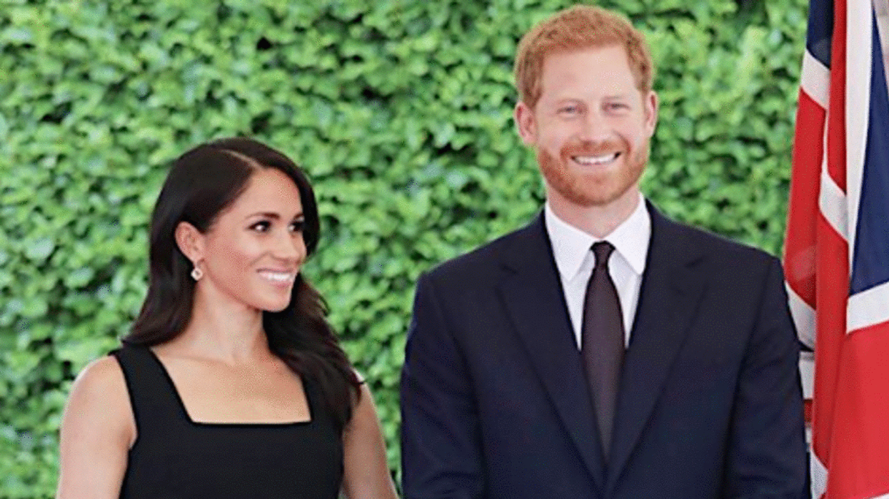 Meghan Markle's Dad Is Throwing Shade At The British Royal Family