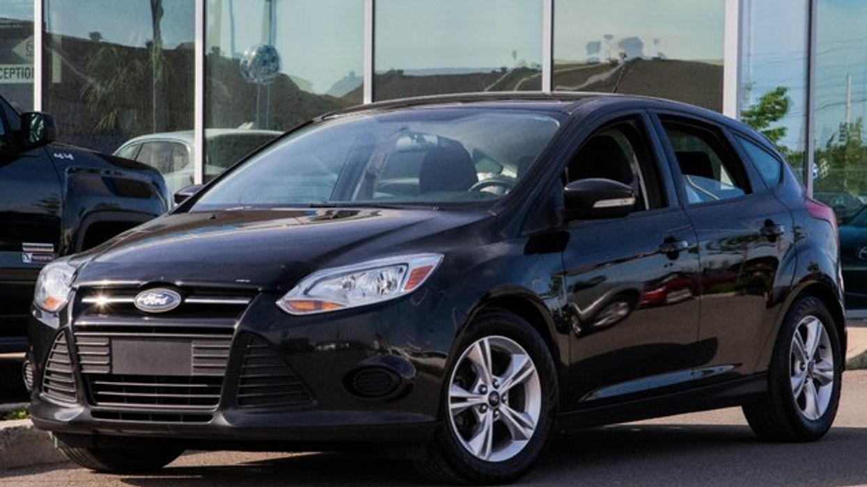 7 Cars You Can Get For Under $10,000 In Montreal