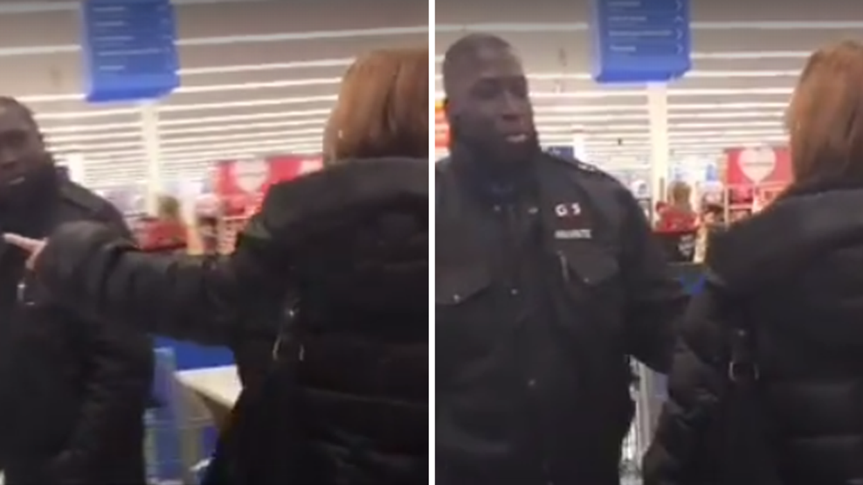 Videos Showing Quebec Woman Spotted Being Super Racist In Walmart