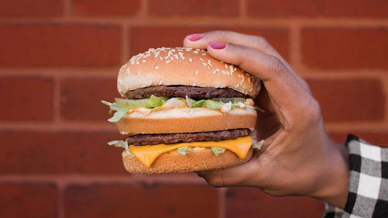 You Can Now Get $1 McDonald's Big Macs In Montreal This Week