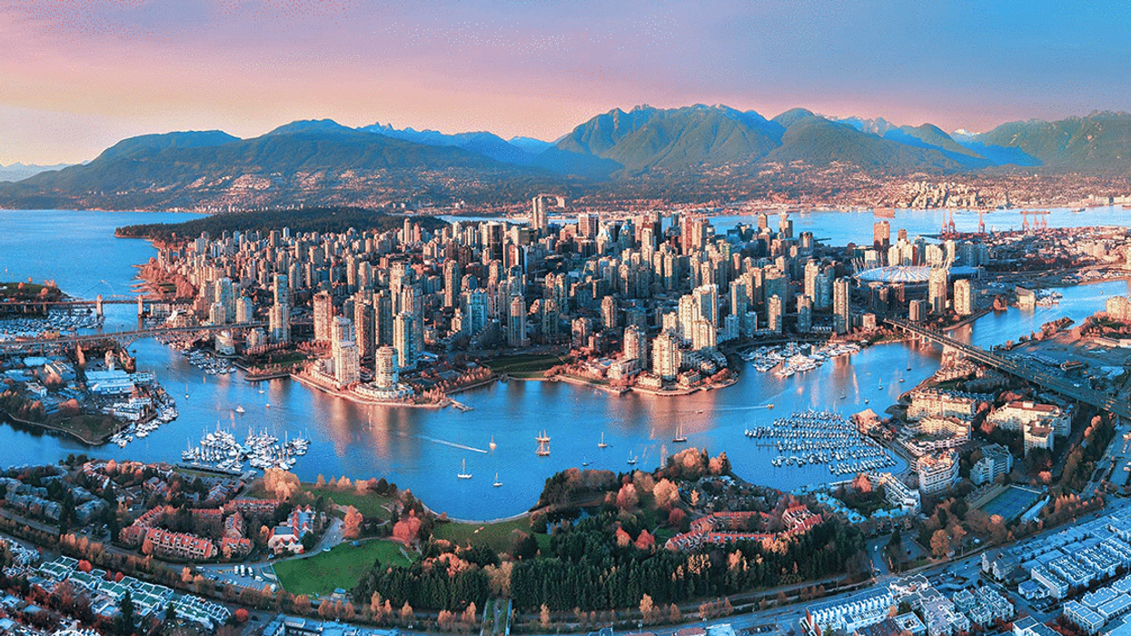 You Can Now Fly Montreal To Vancouver Round Trip For Only $420