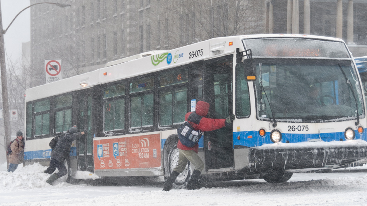 Montreal Will Be Hit With A Brutal 20cm Snowstorm