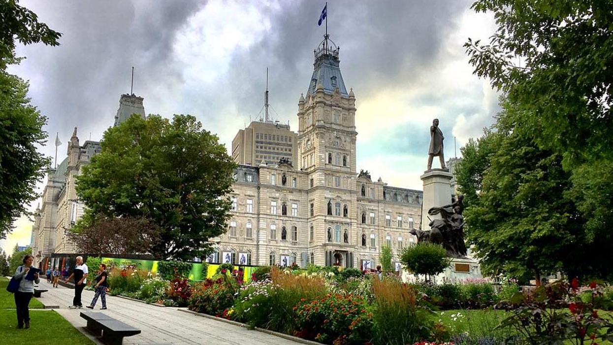 Quebec's Politicians Won't Stop Sexually Harassing Each Other