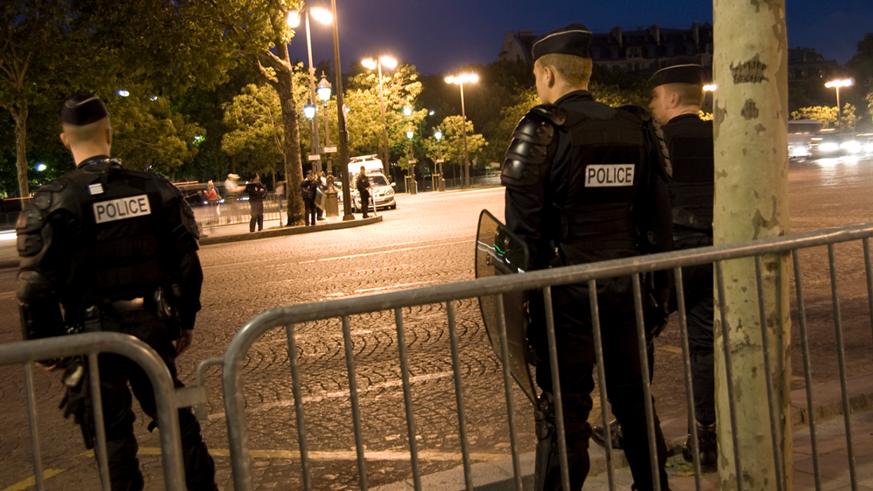 French Policeman Goes On Killing Spree Before Committing Suicide