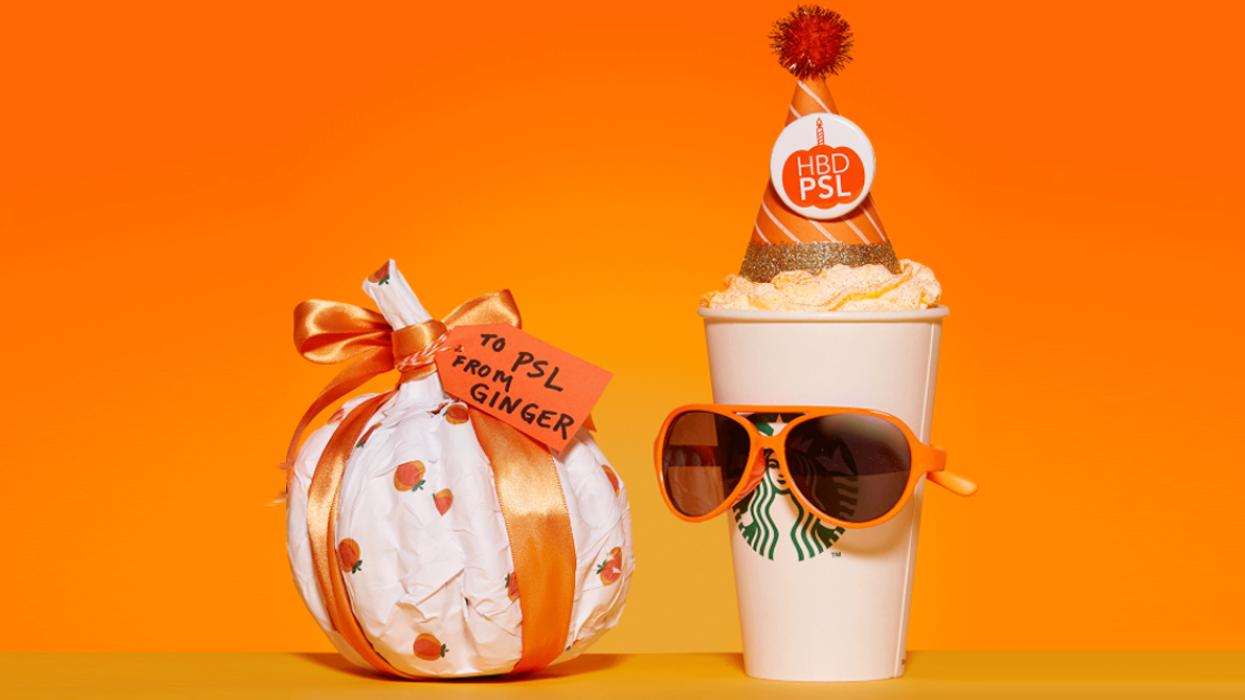 Starbucks Releases Secret Limited Edition Pumpkin Spiced Menu Item