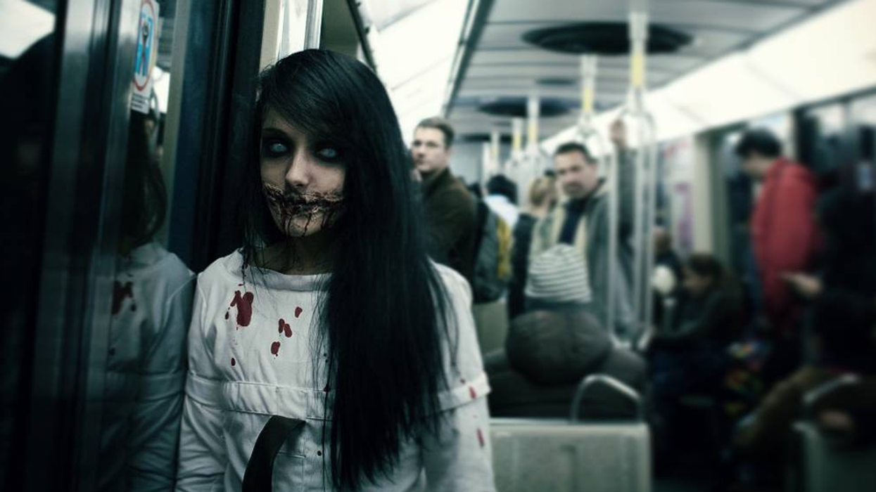 """Montreal's """"Halloween Zombie Walk"""" Will Be Creeping Through The City In October"""